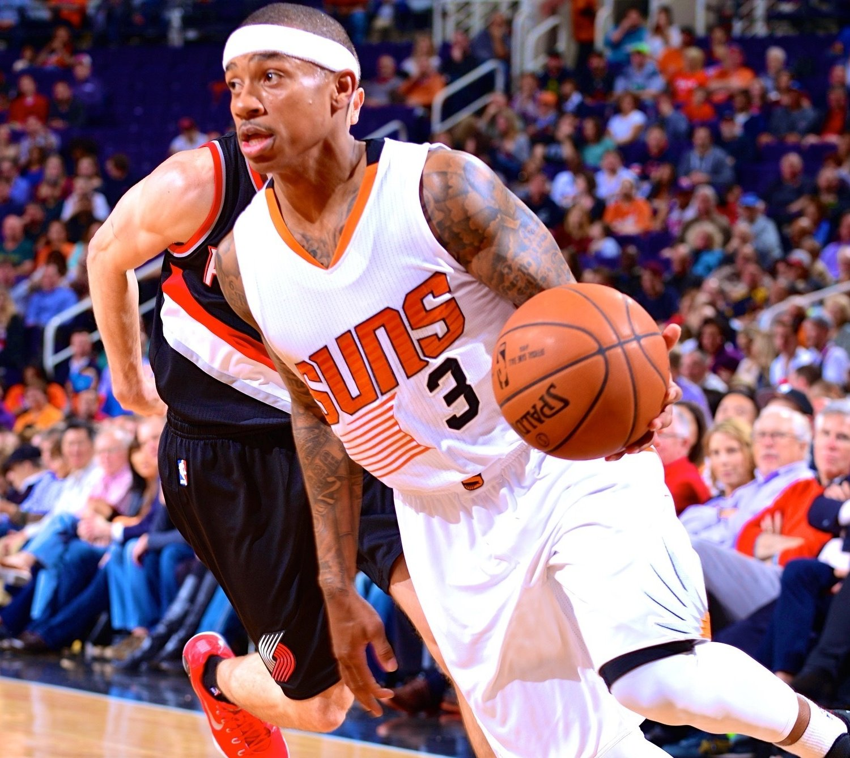 Portland Trail Blazers Vs. Phoenix Suns: Live Score