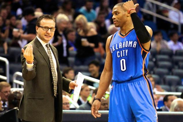 OKC's Scott Brooks Opens Up: Team Pressures, Coaching KD and Russ and More