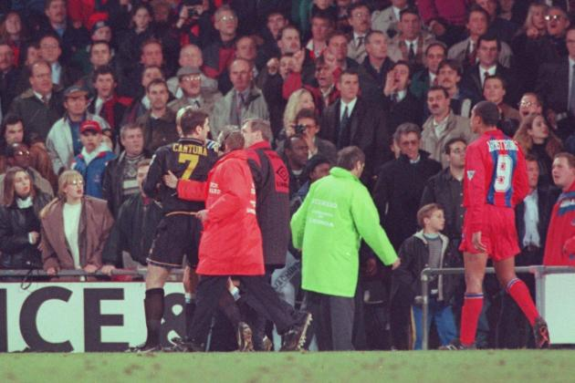 Eric Cantona: 20 Years on from That Night at Selhurst Park