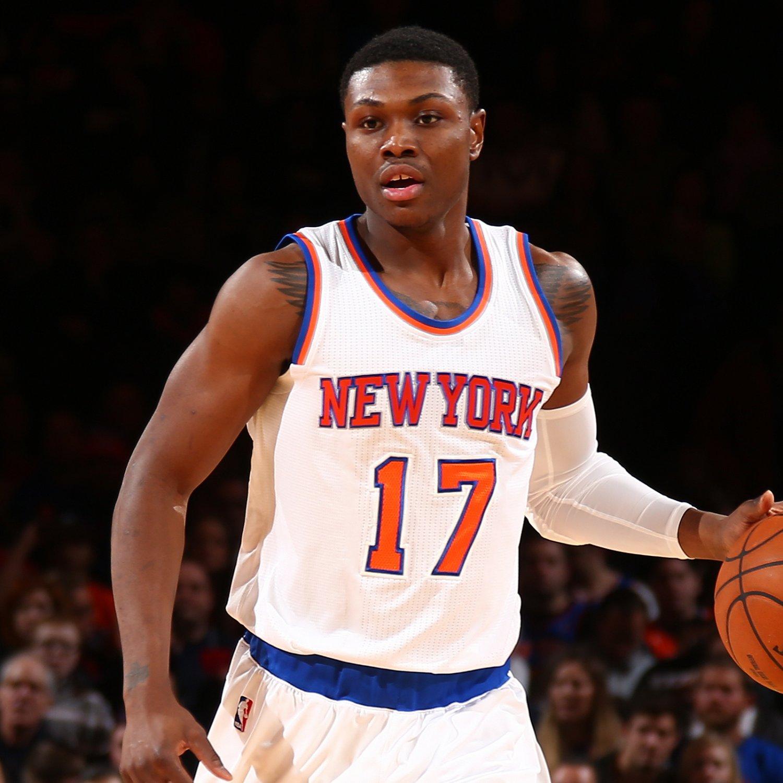 Midseason Report Card For New York Knicks Rookie
