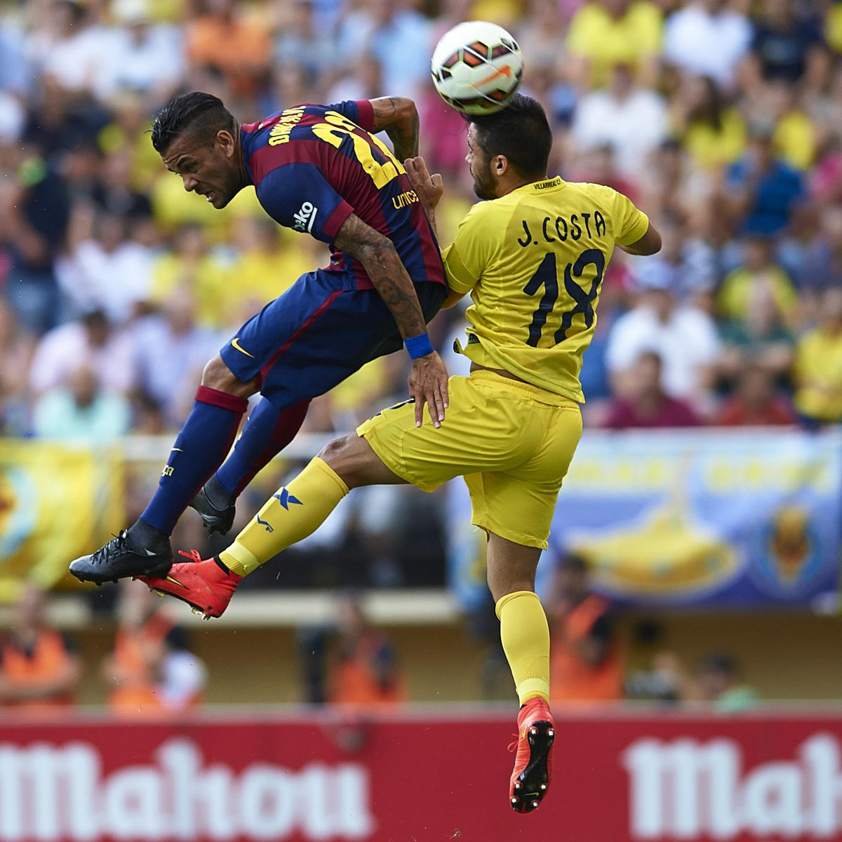 barcelona vs villarreal - photo #37
