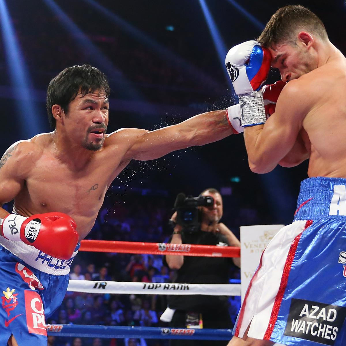 Ranking The 10 Best Rivalries In Boxing Today