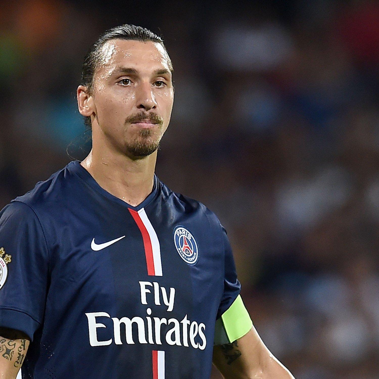Saint Etienne Vs. PSG: Live Score, Highlights From Ligue 1