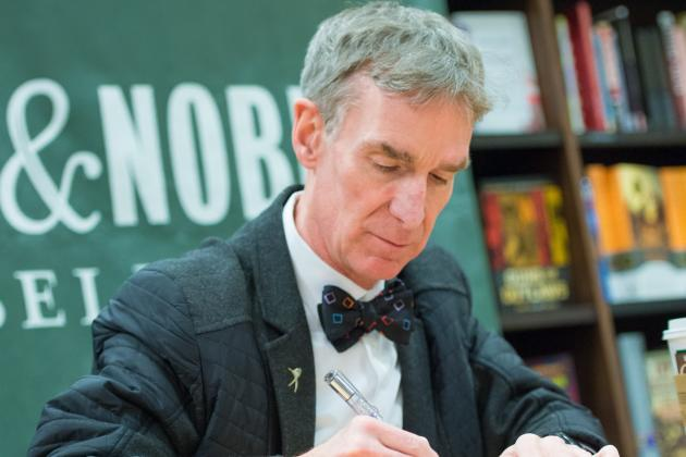 Bill Nye 'The Science Guy' Reacts to Bill Belichick's Response to Deflategate