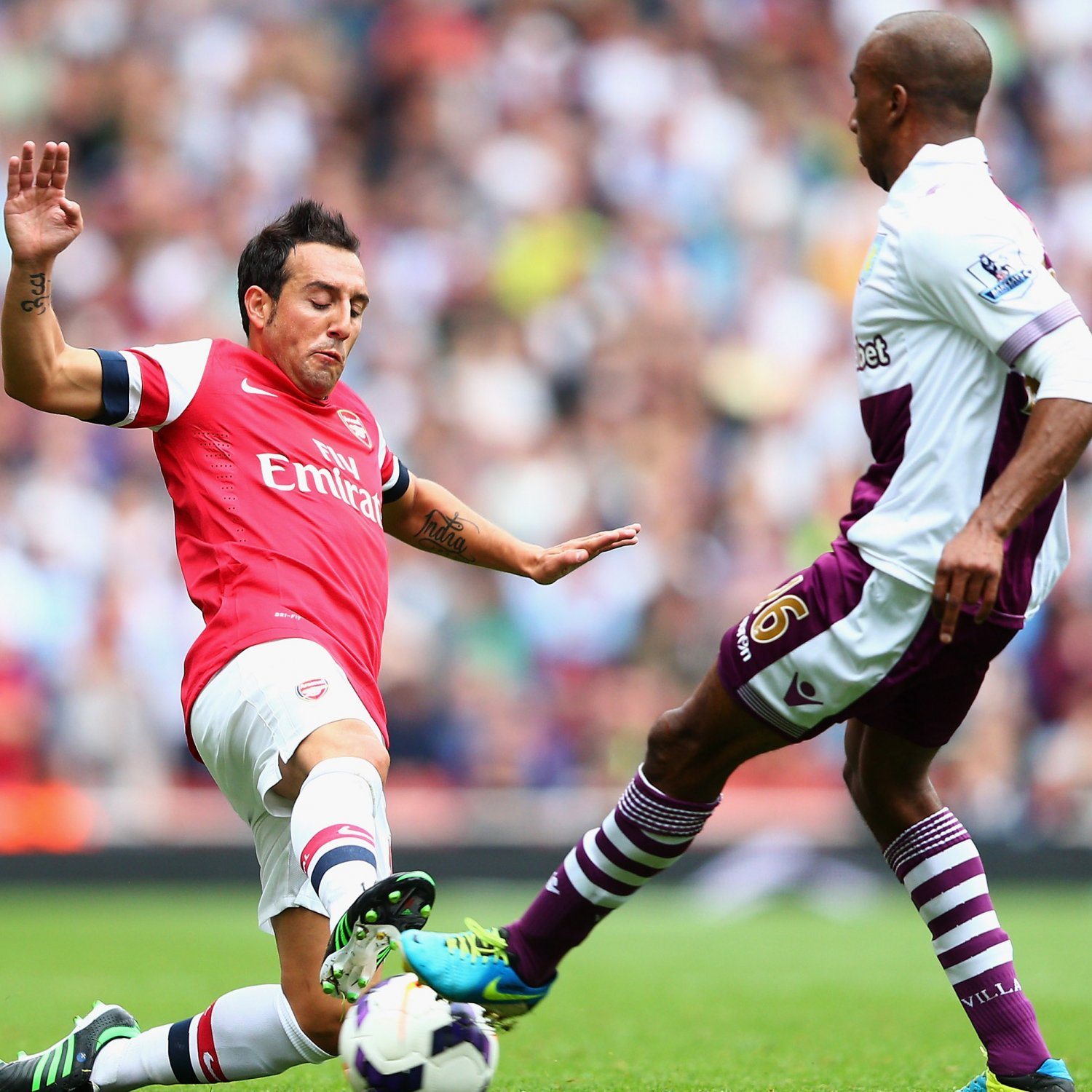 Bleacher Report Arsenal Vs Aston Villa