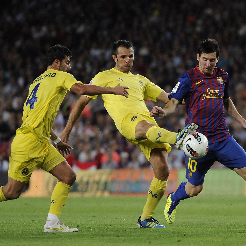 Barcelona vs. Villarreal: Date, Time, Live Stream, TV Info ...