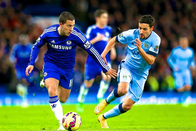 Chelsea Vs. Manchester City: Live Score, Highlights From