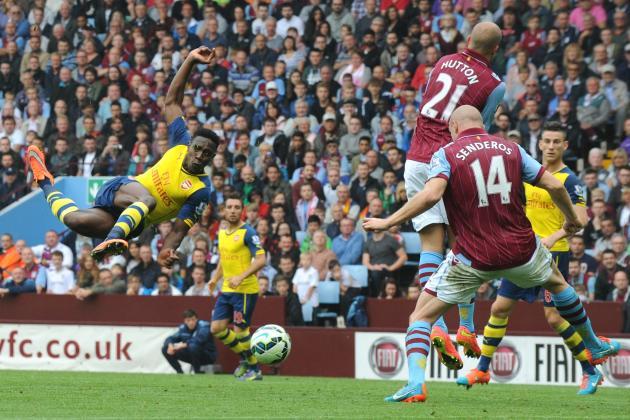 Aston Villa Vs Arsenal London Live Stream