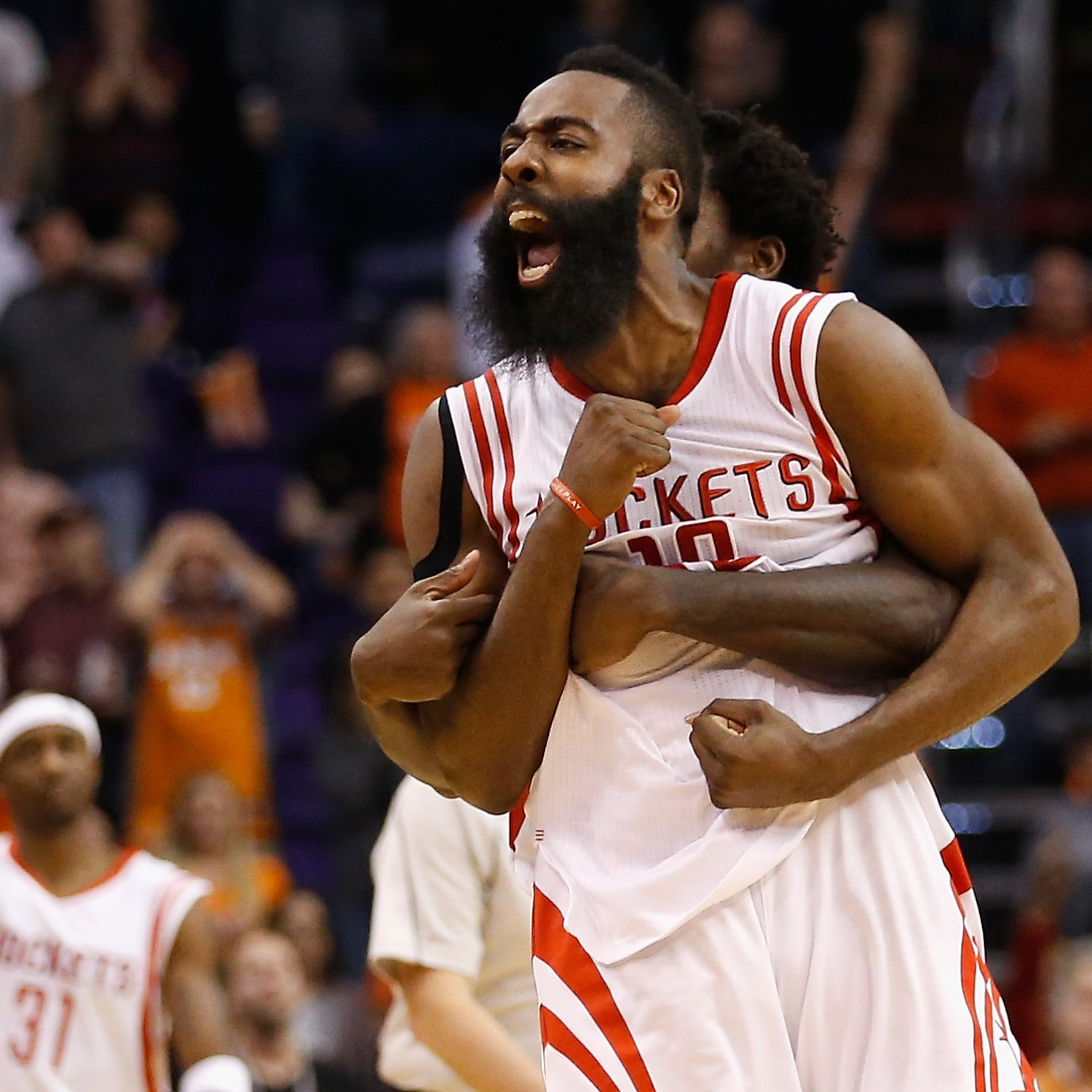 James Harden Injury Report: Dwight Howard Injury Gives James Harden Chance To Swing