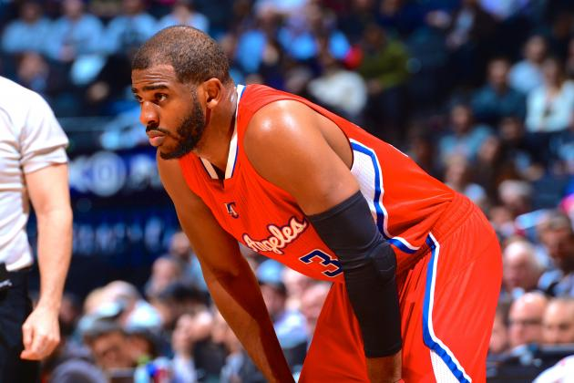Chris Paul Comments on Referees After Clippers Receive 5 Technicals vs. Cavs