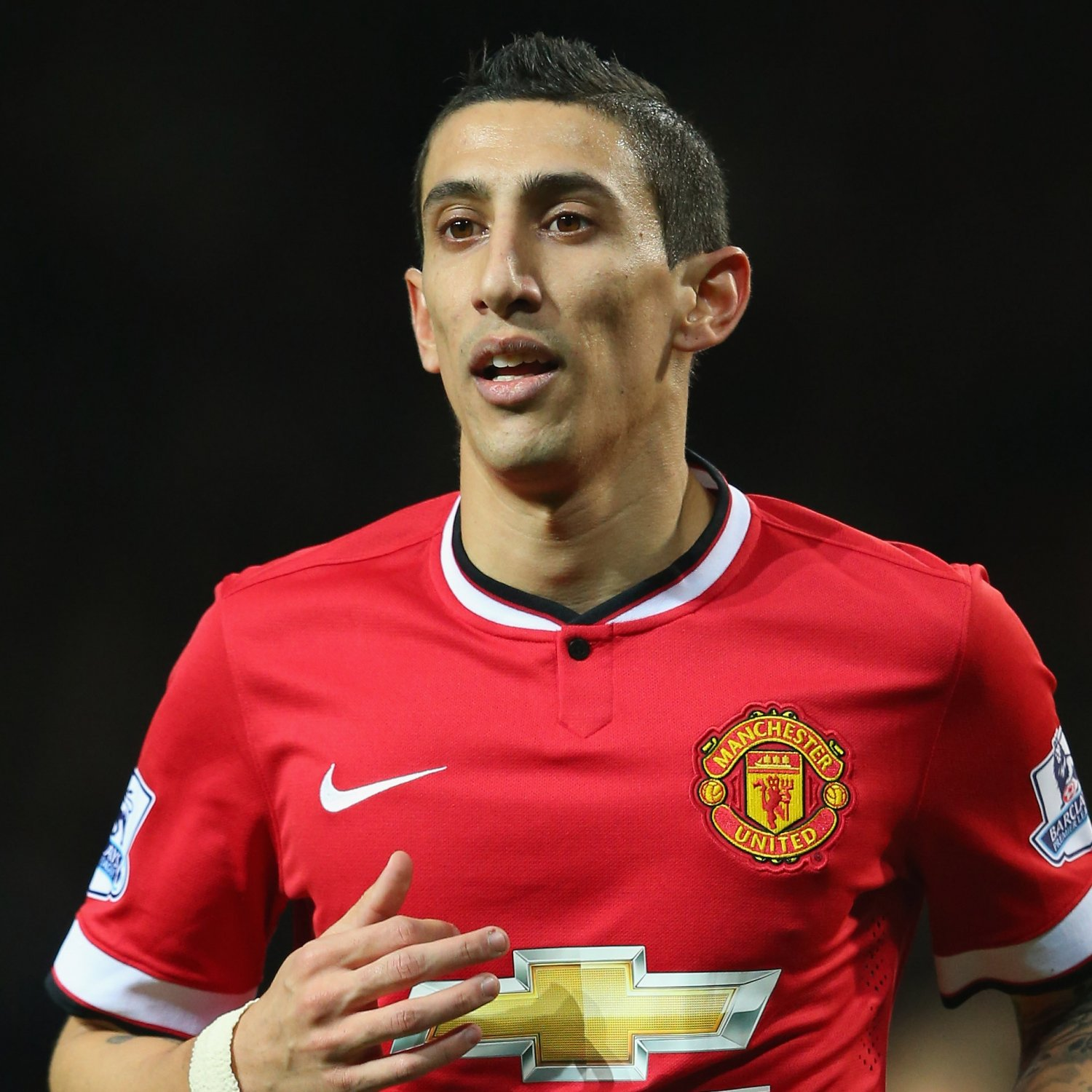 Manchester United Transfer News Latest Rumours On Lucas: Manchester United Transfer News: Latest On Angel Di Maria
