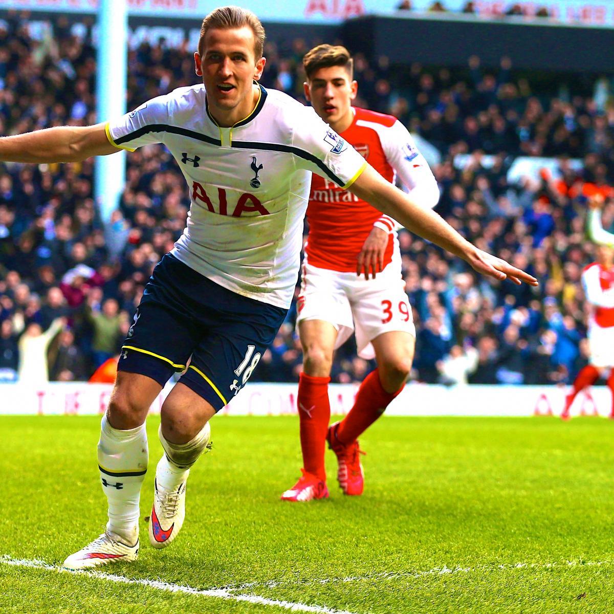 Arsenal Vs Tottenham Live Score Highlights From Premier: Tottenham Vs. Arsenal: Score, Grades, Reaction From North