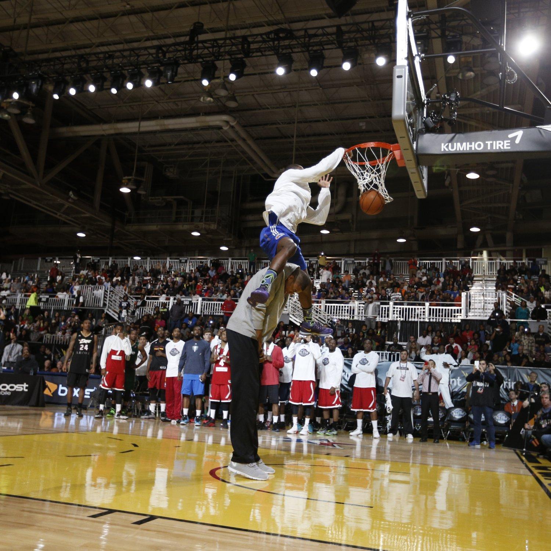 NBA Slam Dunk Contest 2015: Participants, Odds And
