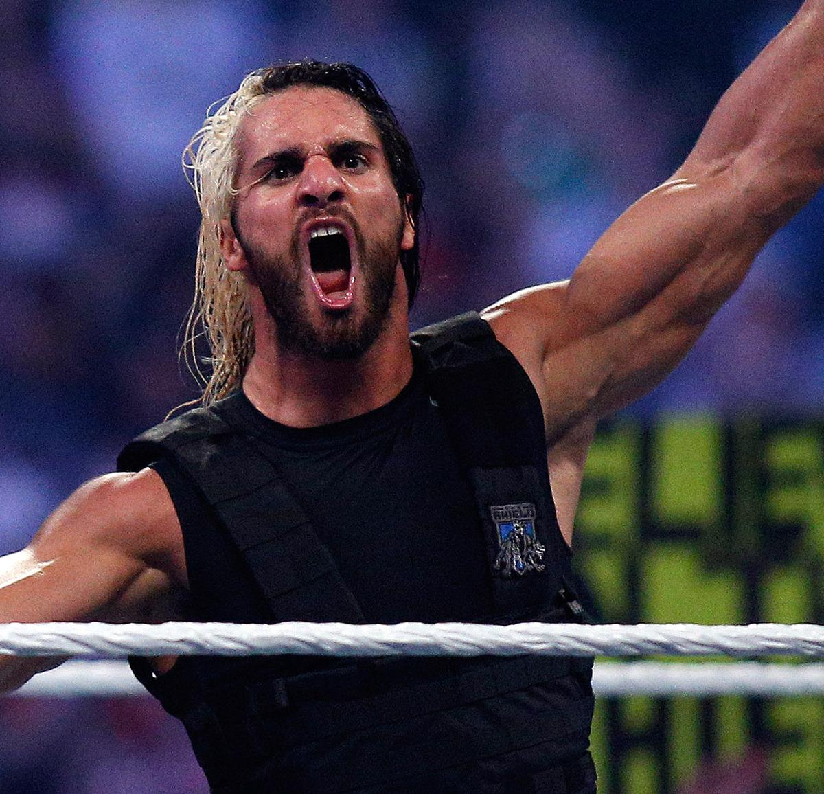 Seth Rollins Apologizes After Nude Photos Leak of Zahra