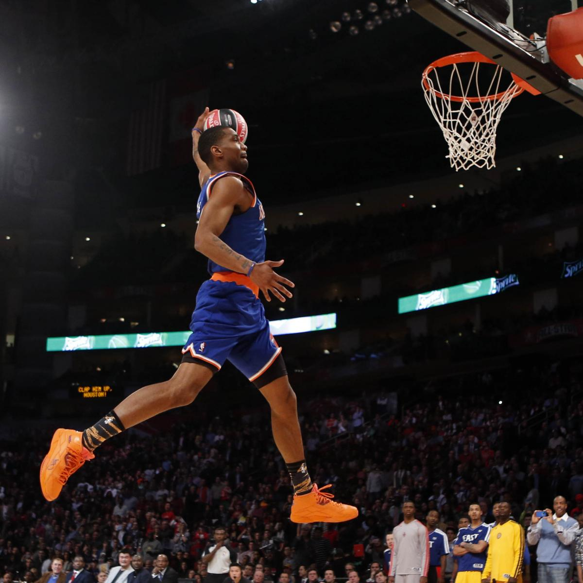 2015: Participants Slam NBA and Breakdown  Dunk Contest for