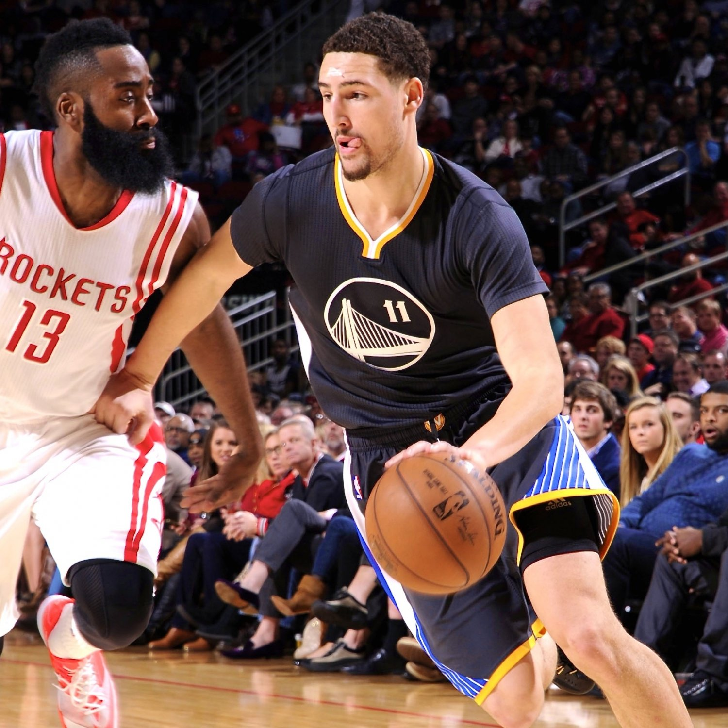 Houston Rockets Vs Golden State Warriors Lineup: Steve Kerr To Start Klay Thompson, James Harden In NBA All