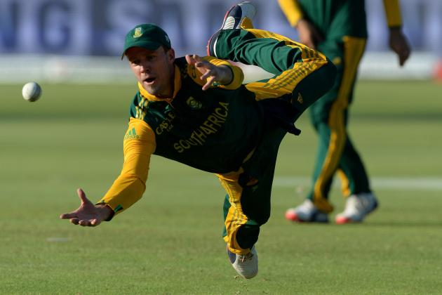 Revealed: Top 5 Fittest Cricketers In The World 1