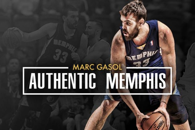 Memphis' Main Man: How Big Macs, Blues City Made Marc Gasol NBA's Top Center