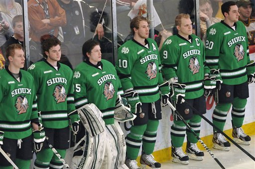 University of North Dakota No Longer the Fighting Sioux