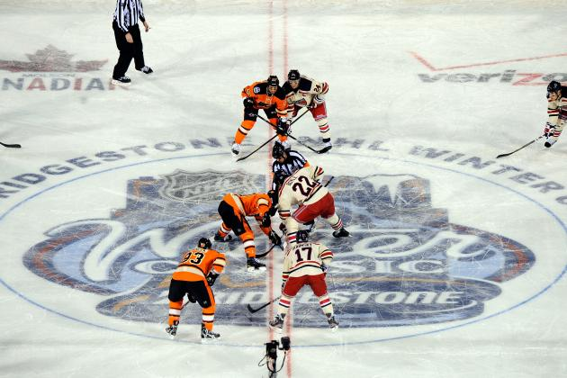 2012 NHL Winter Classic: A Little Slice of Americana