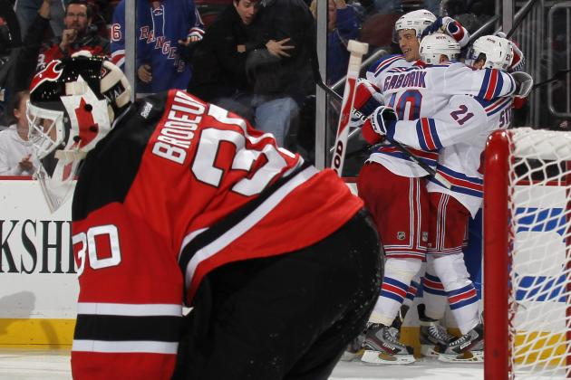 New Jersey Devils Surrender 10th Shorthanded Goal in Loss to NY Rangers