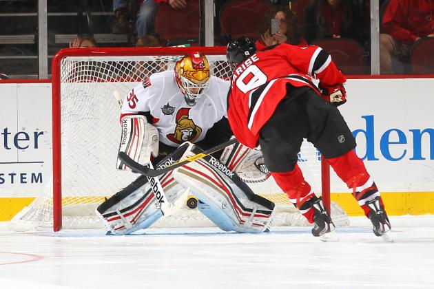 Ottawa Senators vs. New Jersey Devils: Resilient Devils Bounce Back