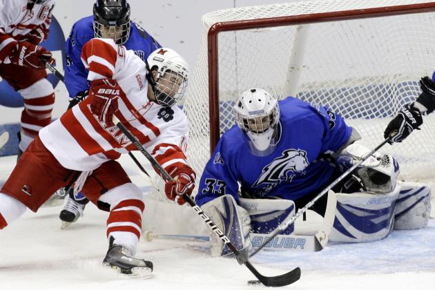 College Hockey: Alabama-Huntsville May Get Second Chance to Survive