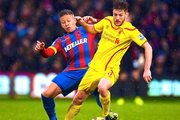 En championnat, Liverpool perd à Anfield contre Crystal Palace