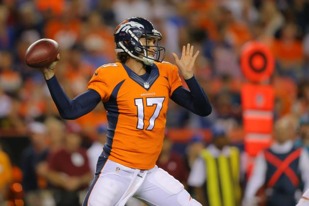 Brock Osweiler to Texans: Latest Contract Details, Comments, Reaction