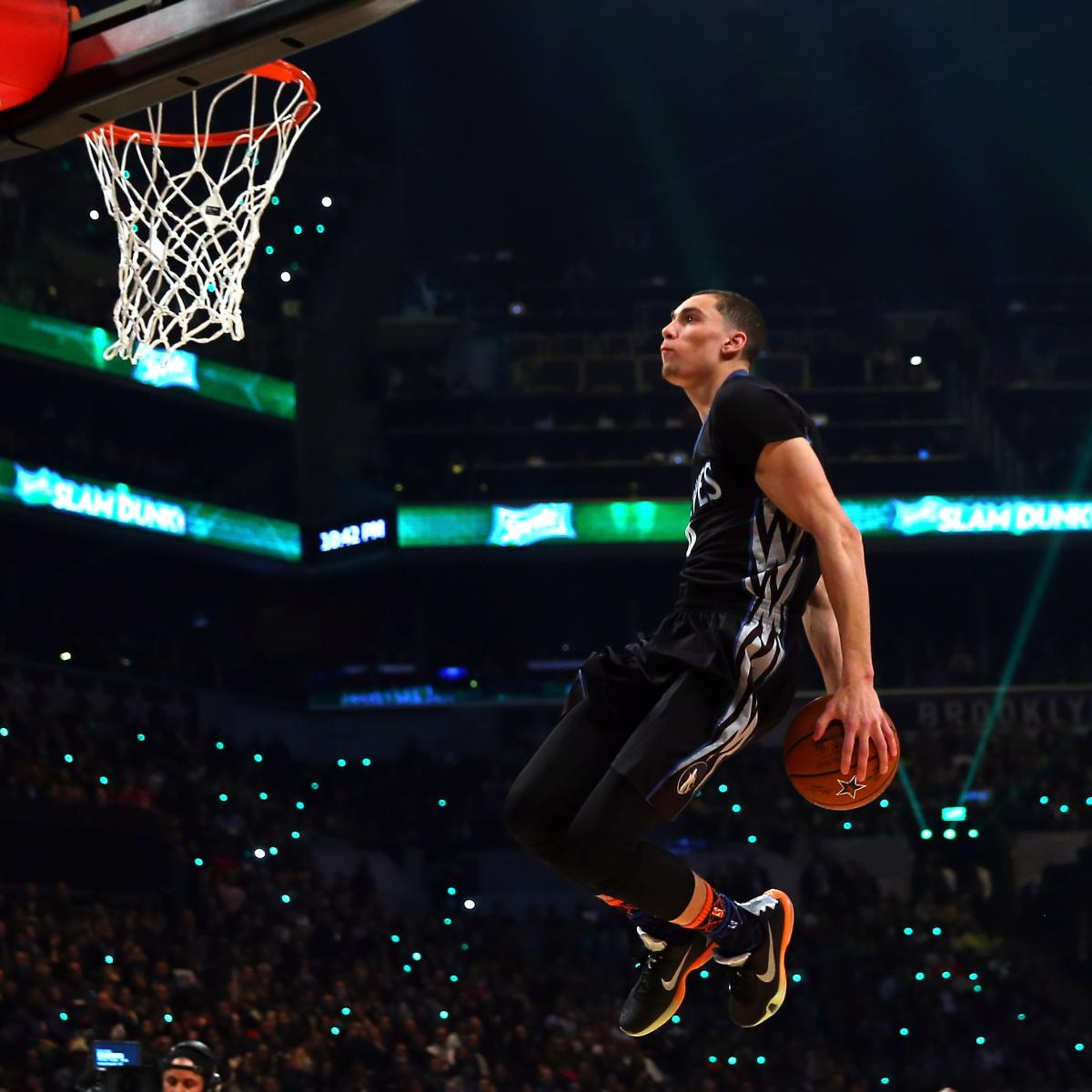 NBA Slam Dunk Contest 2015: Highlights And Analysis Of All