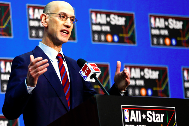 NBA's New TV Deal Creates Challenge of Mounting Tension for Adam Silver