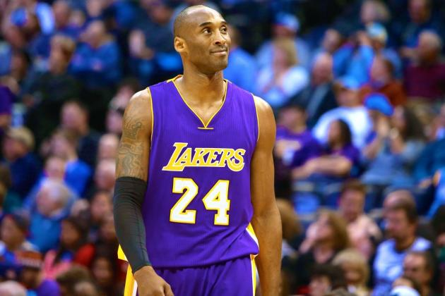 Could the End Be Near for Kobe Bryant? Revealing TV ...