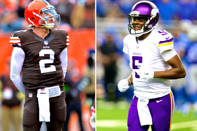 Manziel Teammate: 'Think About...If We Had Drafted Teddy Bridgewater'