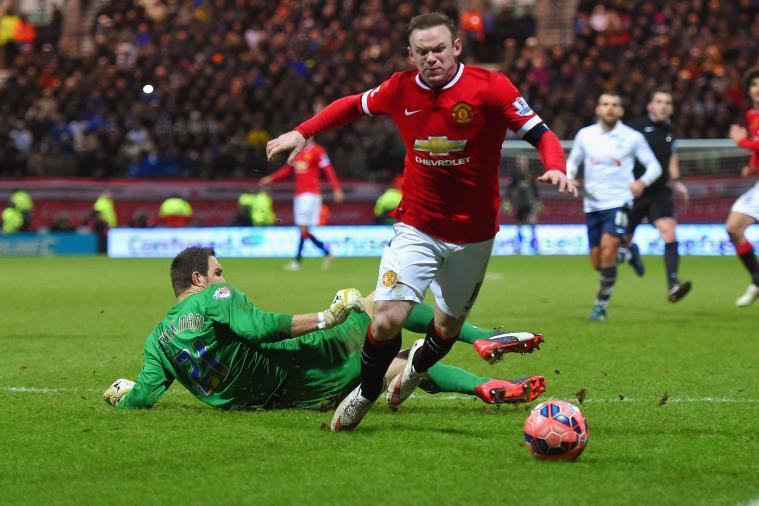 Wayne Rooney Dive UK Back Pages Wayne Rooney s Dive for Man Utd Diego Costa s Return