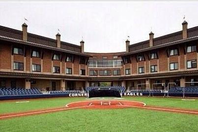 Michigan School Features Dorm Rooms At Baseball Stadium