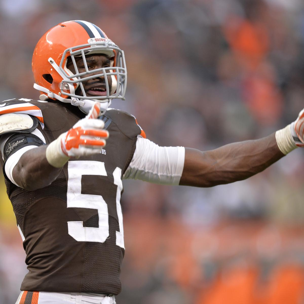 Barkevious Mingo Injury: Updates on Browns Star's Recovery ...