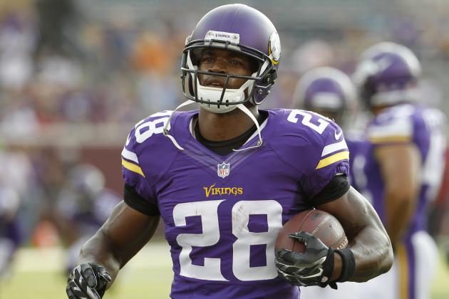 2015 Minnesota Vikings: Gauging Adrian Peterson's Trade Value