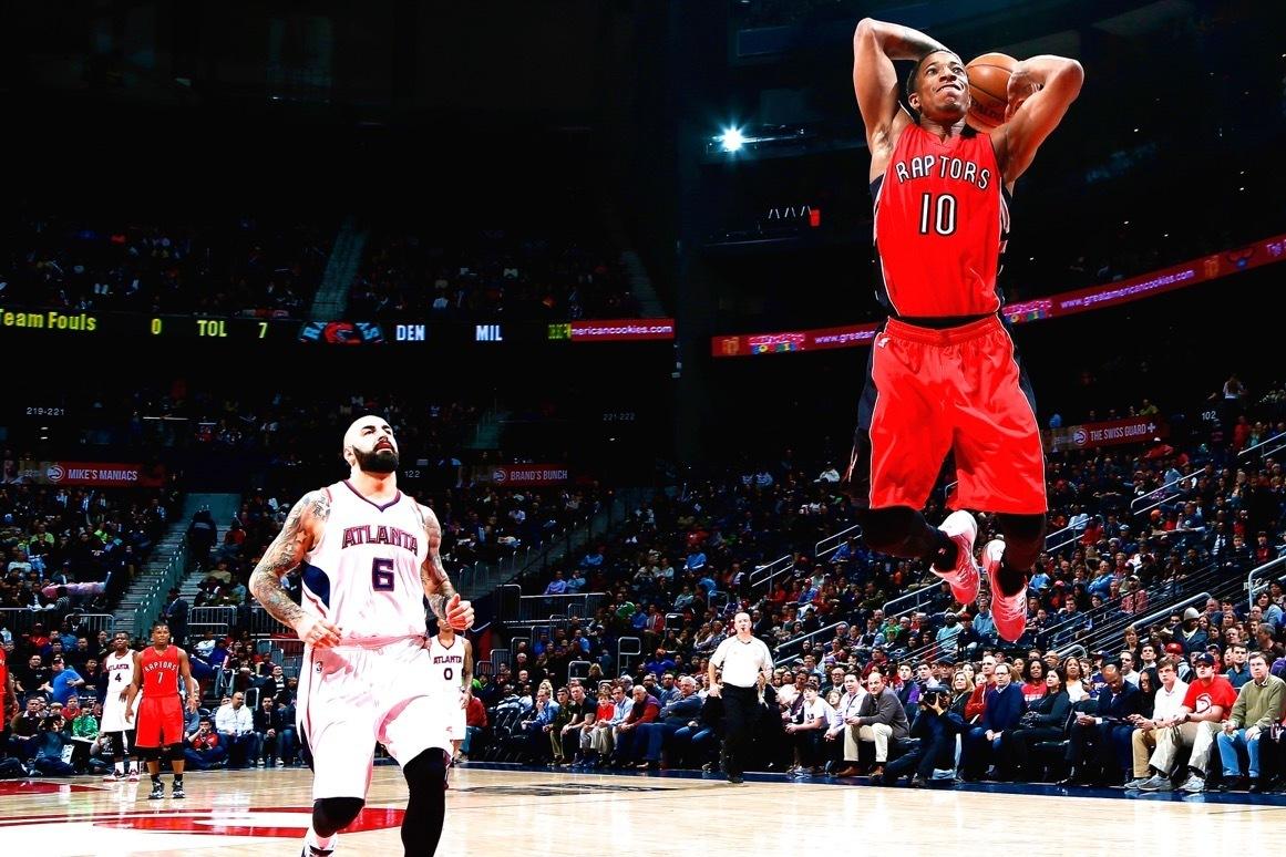 Toronto Raptors vs. Atlanta Hawks: Live Score, Highlights ...