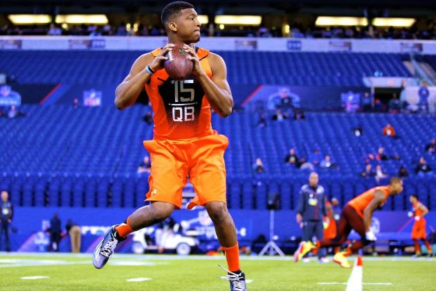 Charismatic Jameis Winston Erasing Doubts in NFL Combine Interviews