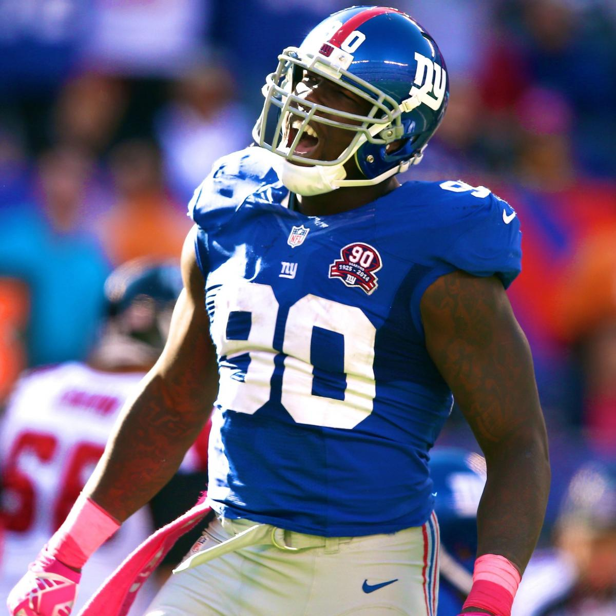 Jason Pierre-Paul: Latest News, Rumors And Speculation
