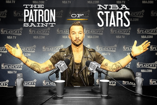 Meet Rock Star Pastor Carl Lentz, Spiritual Guide to Durant, Melo, NBA's Elite
