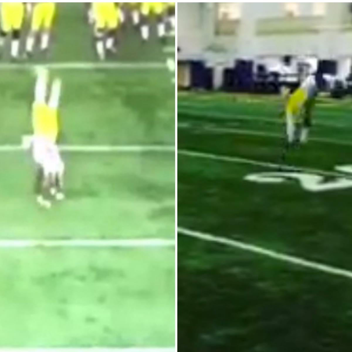 Jason Pierre Paul Stats News Videos Highlights: Michigan CB Blake Countess Shows Up Teammate Jabrill