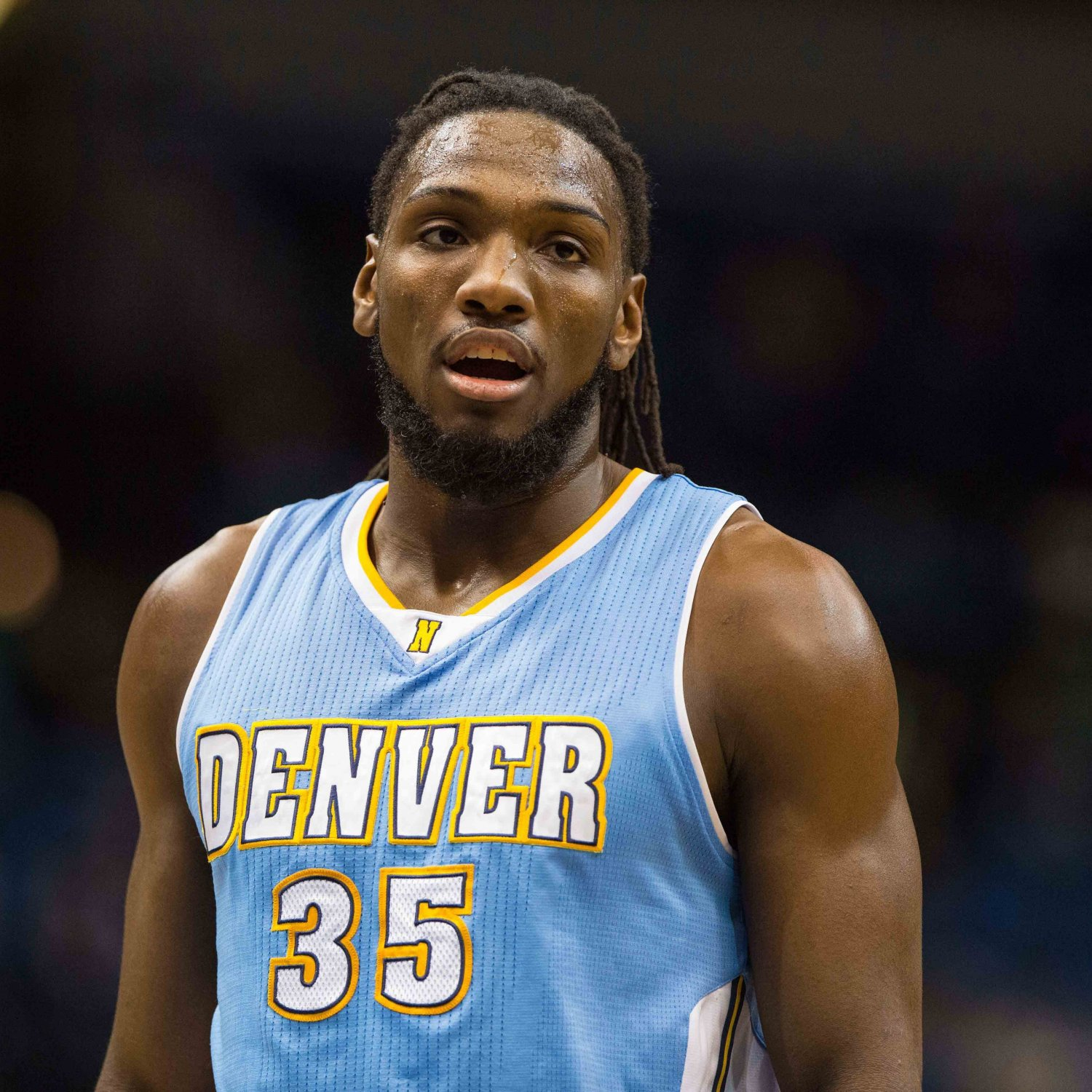 Kenneth Faried Injury: Updates On Nuggets Star's Ankle And