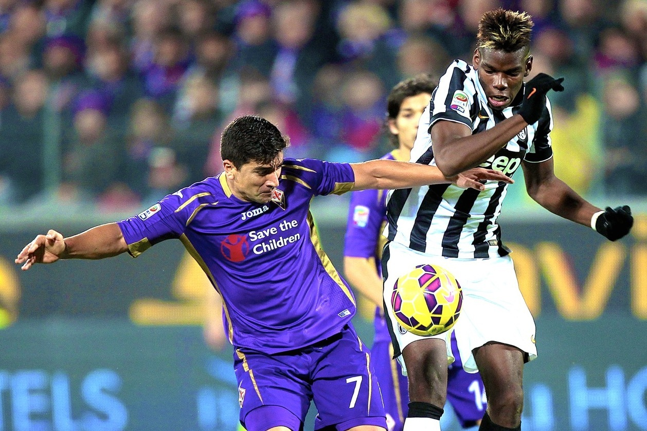 juventus vs fiorentina live score highlights from 2014