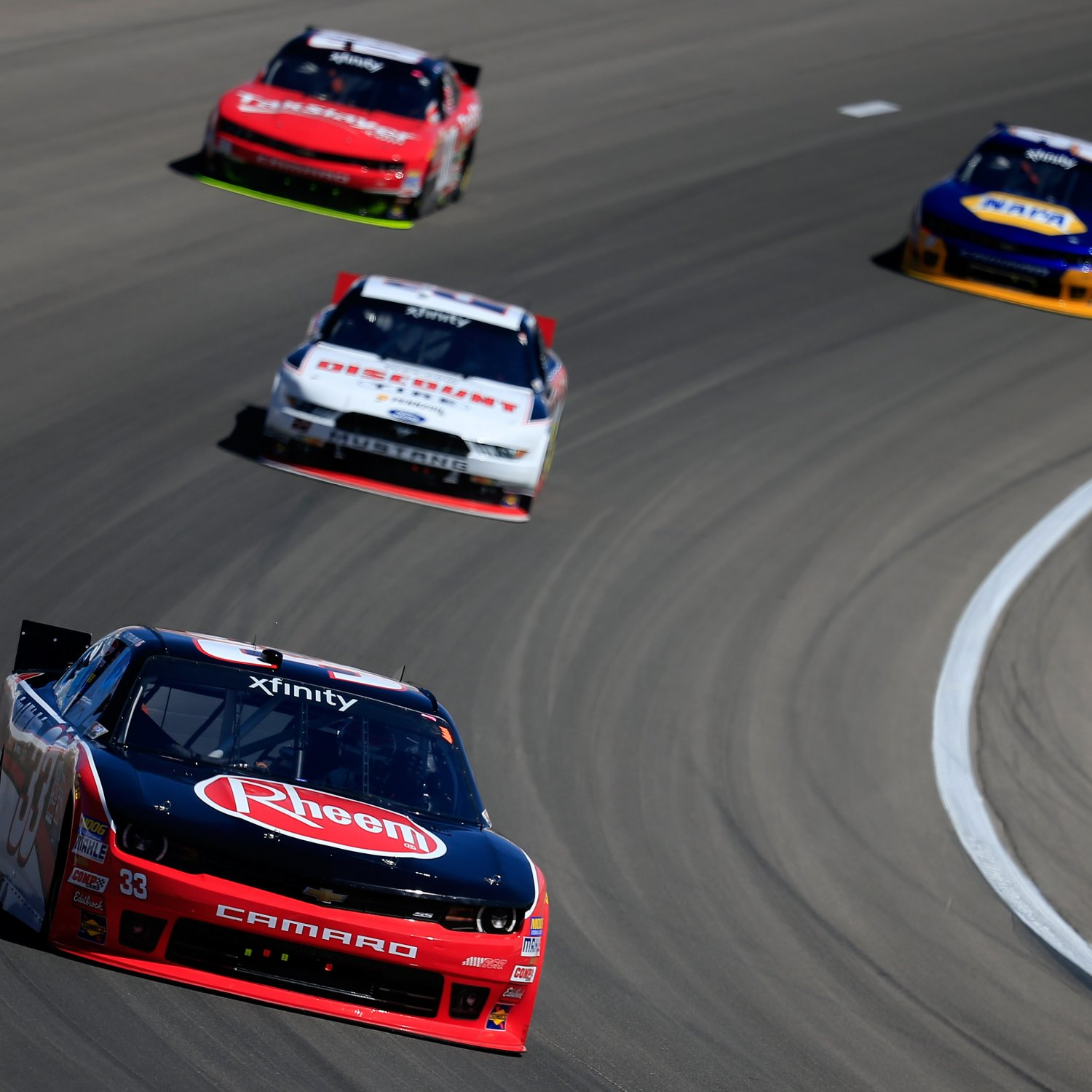 NASCAR Xfinity Series at Las Vegas 2015: Live Results ...