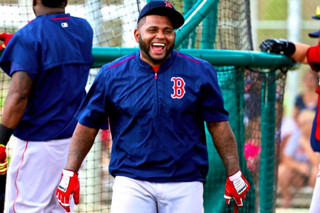 Home in Boston, Pablo Sandoval Says Leaving San Francisco 'Not Hard at All'