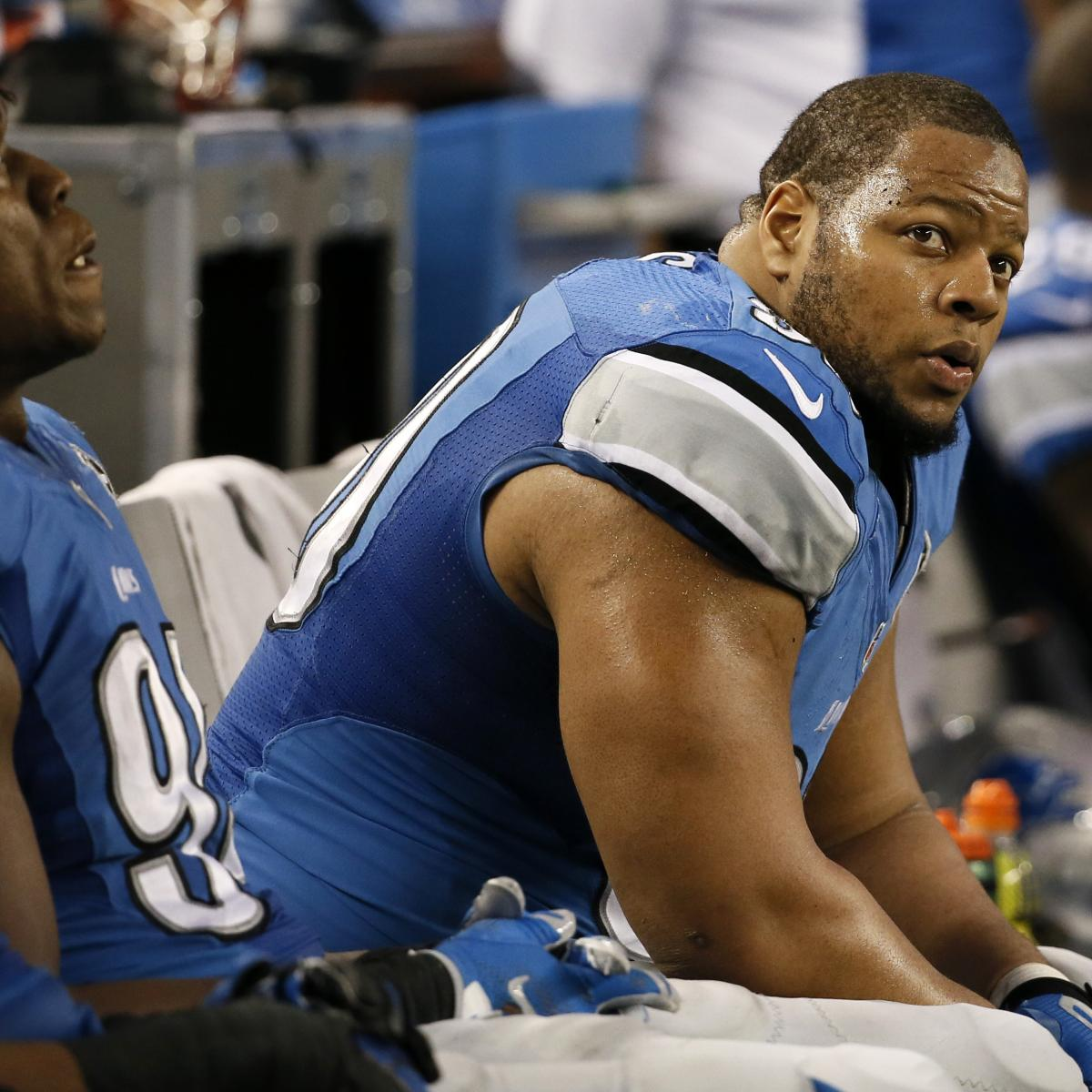 The Raiders Can And Should Sign Ndamukong Suh: What Can Ndamukong Suh Do For The Miami Dolphins Defense