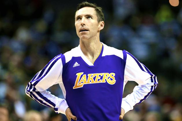 In Trying to Build Lakers' Future, Steve Nash Has Paid High Cost to His Present