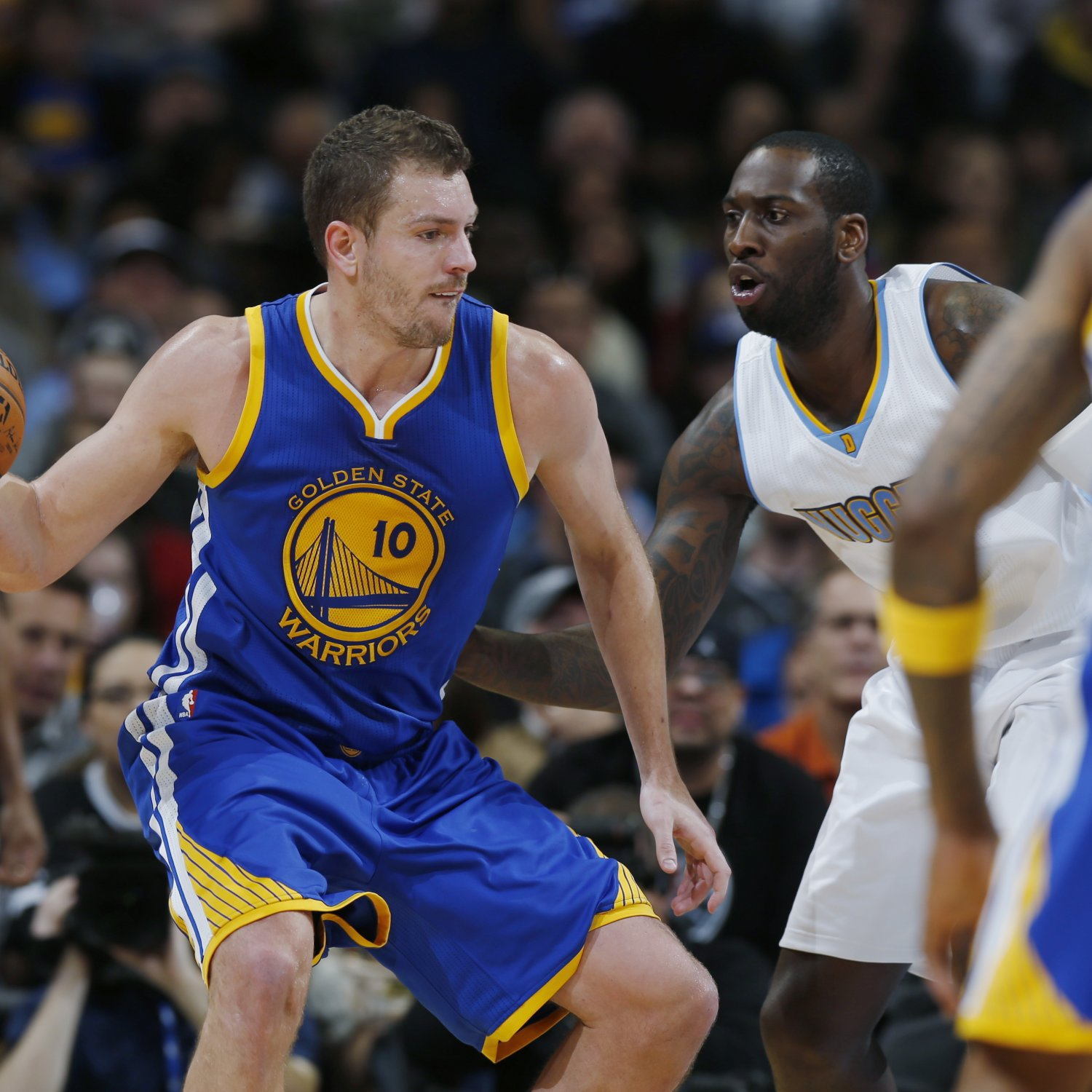 Golden State Warriors Vs. Denver Nuggets 3/13/15: Video