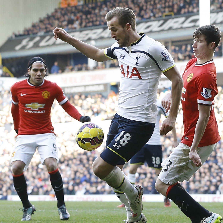 Tottenham Hotspur Vs Man United Tickets: Man. United Vs. Tottenham: Team News, Predicted Line-Ups